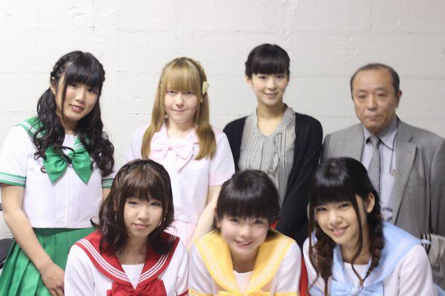 『 Shohjo隊☆あいどる一番星 』
